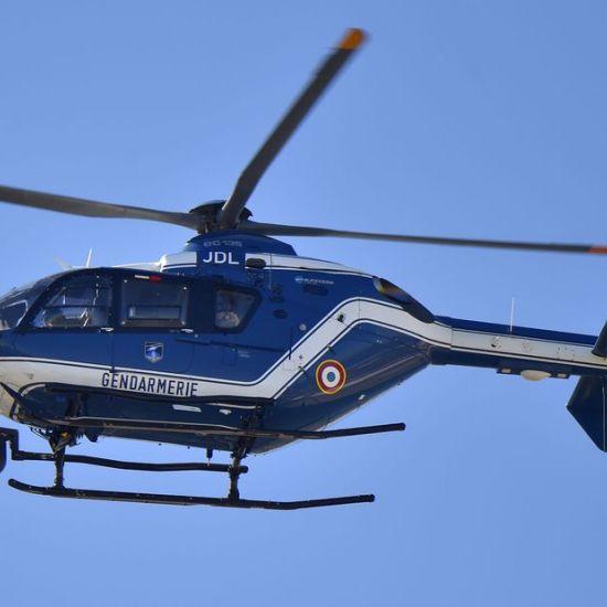 Grosse inquiétude à Durdat-Larequille ce matin et déploiement important de gendarmes