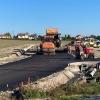 Fin du chantier de la déviation de la RD605 à l'étang de Sault