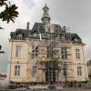 L'hôtel de ville de Commentry à visiter malgré les travaux...
