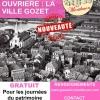 La Ville Gozet pour les Journées du Patrimoine à Montluçon, et son histoire ouvrière