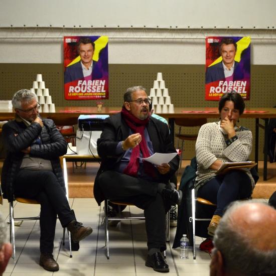 La gratuité des transports en commun en question hier lors d'une réunion publique organisée par le PC à Montluçon