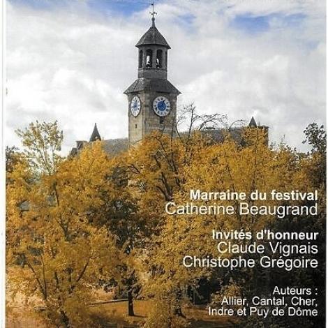 Le Festival régional du livre a lieu ce week-end au Château des Ducs de Bourbon à Montluçon.