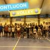 Le volley-ball a la cote à Montluçon!