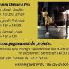 Reprise des activités danse à la MJC de Montluçon...